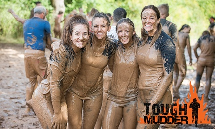 Tough Mudder, Single Entry Tickets, 15 June 5 October, Seven Locations