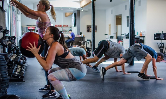 CrossFit Horsepower - CrossFit Horsepower: $49 for One Month of Unlimited CardioFlex Classes at CrossFit Horsepower: Hermosa Beach ($225 Value)