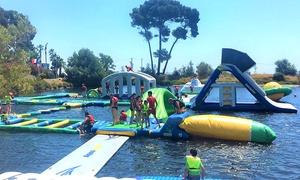 Entrée pour enfant ou adulte de 2h au parc Aquavillage Hyères