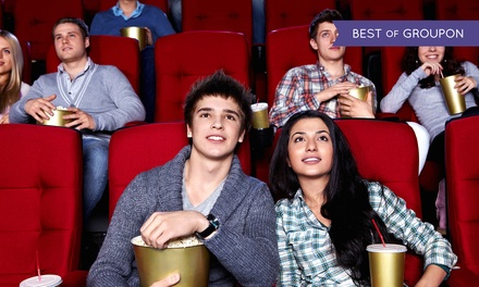 Una o dos entradas a cine con opción a palomitas de 90 o 150 g y 1 o 2 refrescos desde 5,50 € en 5 Cines ABC