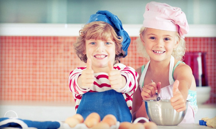 Healthy Little Chef - Richmond: One 90-Minute Cooking Class for One, Two, or Four Children at Healthy Little Chef (Up to 54% Off)
