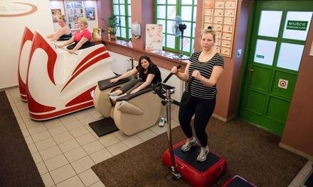 Aktywne wyszczuplanie: trening, konsultacja i pomiar składu ciała od 9,99 zł w Cosmedica