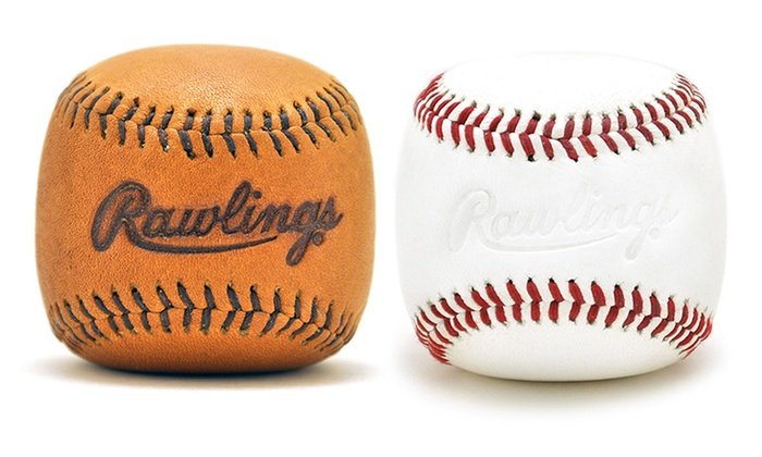 Rawlings Baseball Paperweights: Rawlings Baseball Paperweights | Brought to You by ideel