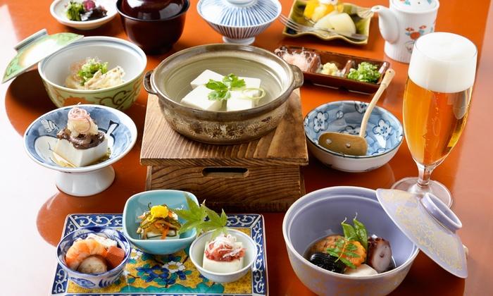 とうふ大阪料理のりたけ - とうふ大阪料理のりたけ シェラトン都ホテル大阪: 46%OFF【2,480円】大阪の味を継承。和食の匠によるおもてなし≪のりたけ御膳8品+1ドリンク≫ランチ限定・駅直結 @とうふ大阪料理のりたけ