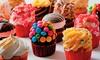 Caja de 6 o 12 mini cupcakes a elegir