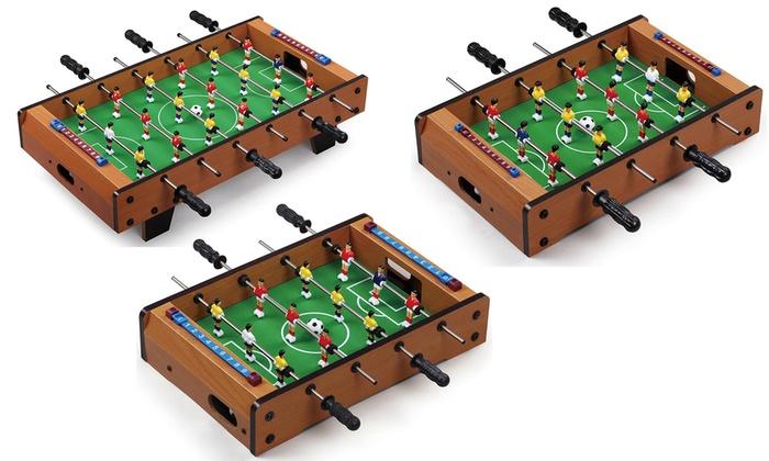 Calcio balilla da tavolo bakaji groupon goods - Calcio balilla da tavolo ...