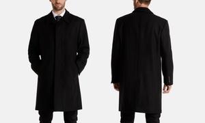 London Fog Men's Wool Coat (Size 42L)