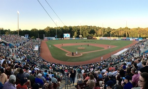 Hudson Valley Renegades – Up to 61% Off Baseball Game at Hudson Valley Renegades Baseball Class A Affiliate of the Tampa Bay Rays, plus 6.0% Cash Back from Ebates.