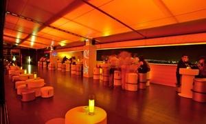 SkyNight - Hotel Silken Puerta América 5*: Acceso a la terraza-ático SkyNight del Hotel Puerta de América 5* con copa para 2, 4, 6, 8 o 10 personas desde 9,95 €