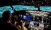 Airavana Flight Simulators - Mansfield: One-Hour Flight Simulator Experience at Airavana Flight Simulators (46% Off)