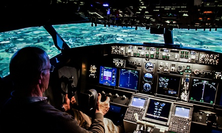 One-Hour Flight Simulator Experience at Airavana Flight Simulators (46% Off)