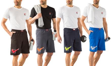 Platinum Eyewear Sporthose oder T-Shirts im Doppelpack für Herren