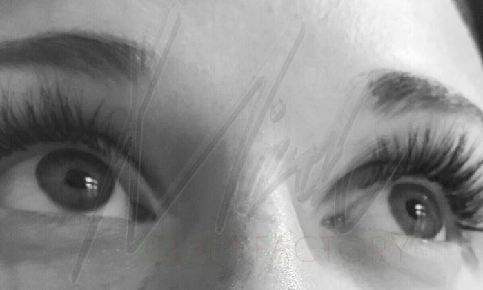Eyelash Extensions - MINK GLAM LASHES   Groupon