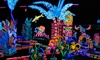 Putting Edge - Putting Edge Orlando: One Round of Glow-in-the-Dark Mini Golf for Two or Four at Putting Edge (Up to 52% Off)