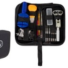144-Piece Watch Repair Kit with Storage Carrying Case