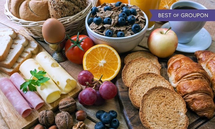 Cafe Palmier-Le Royal Meridien Abu Dhabi - Le Royal Meridien Hotel Abu Dhabi: Breakfast or Lunch Buffet and Pool Access at Cafe Palmier at Le Royal Meridien Abu Dhabi (Up to 65% Off)