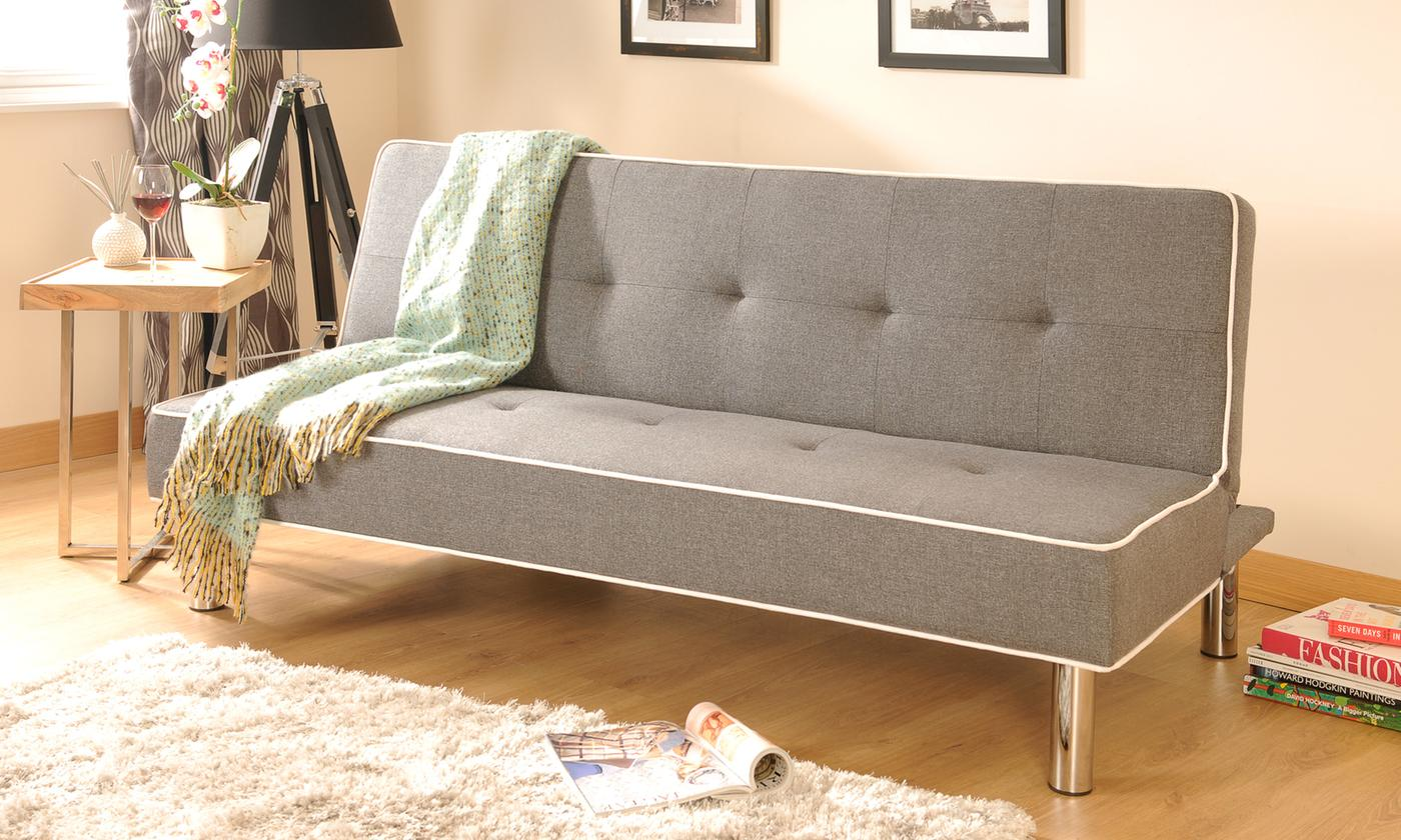 meribel fabric sofa bed