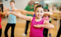 Three or Five Street Dance Classes for Kids at The Andrews Dance Centre, Four Locations (Up to 60% Off)