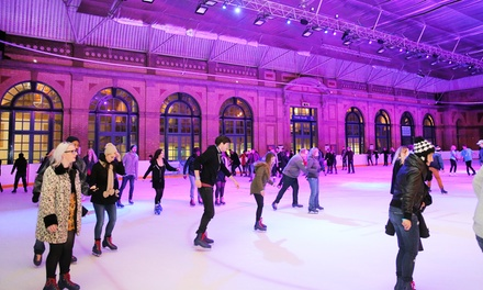 Ice Skating with Skates Hire for Up to Four at Alexandra Palace Ice Rink