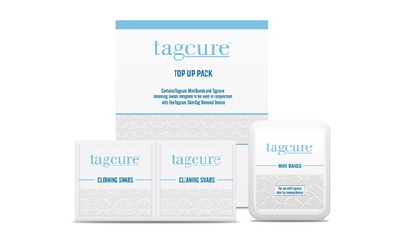 One, Two or Three Tagcure Skin Tag Removal Devices or Refill Packs or Set