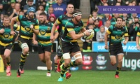 Northampton Saints v Bristol Rugby, Franklins Gardens on 7 January (Up to 25% Off)