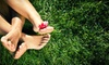 Healthy and Beautiful Nails (Dr. Anthony Spitz, DPM, PC) - Multiple Locations: Laser Nail-Fungus Removal for One or Two Feet at Healthy and Beautiful Nails (Up to 69% Off)