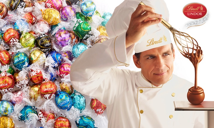 Save 50% on Lindt Chocolate Shops USA