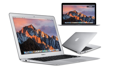 Apple MacBook Air 13'' Core i5 1.7GHz reacondicionado con 4Gb de RAM y capacidad de 64Gb (envío gratuito)
