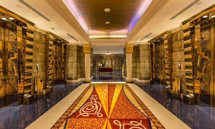 Classic or Gelish Manicure or Classic Manicure and Spa Treatment at POSH Lounge Salon, 7* Burj Al Arab (Up to 50% Off)