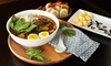 $20 Value Towards Japanese Cuisine for Two People or More