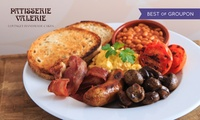All-Day Brunch for Two at Patisserie Valerie, Nationwide (Up to 39% Off)