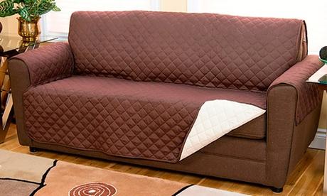 1, 2 o 3 fundas reversibles para sofá