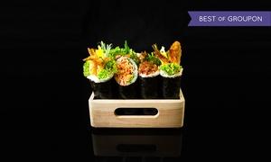 SushiRoll: 2 rolki sushi za 19,99 zł i więcej opcji w SushiRoll (do -38%) –3 lokalizacje