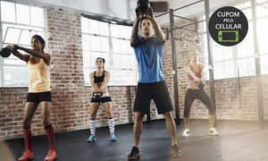 CrossFit Puai Mana : CrossFit Puai Mana – Barueri: 1, 4, 8 ou 12 meses de CrossFit