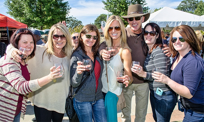 3rd Annual Suwanee Wine Festival - 3rd Annual Suwanee Wine Festival : 3rd Annual Suwanee Wine Festival for Two or Four on Saturday, November 7 (Up to 41% Off)