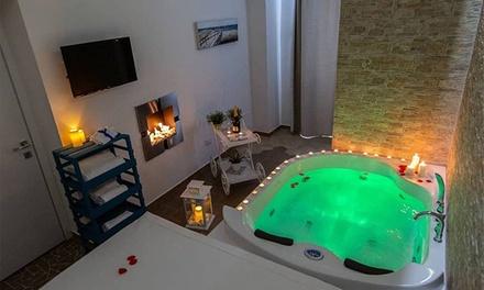 Day Spa di coppia con Prosecco Stabia Luxury Room Spa Castellammare di stabia