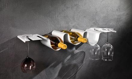 Cantinetta da parete per vino disponibile in 3 modelli