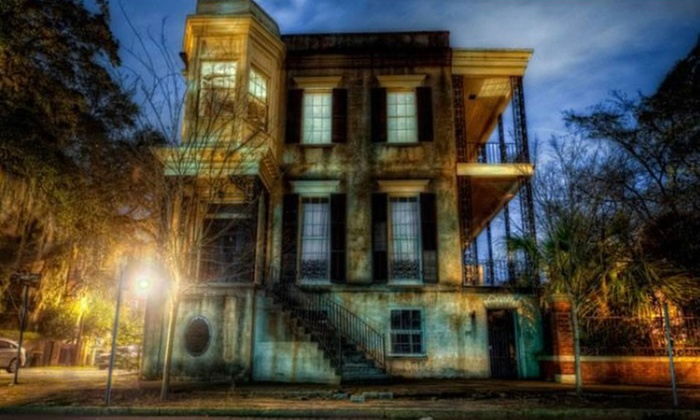 Haunted Tours for One, Two, or Four at Full Moon Tours (Up to 45% Off). Six Options Available.