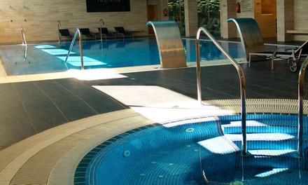 Caldes d´Estrac: habitación doble estándar o superior para 2 con desayuno, spa y detalle en Colon Thalasso Termal 4*