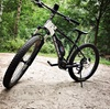 Verleih für ein E-Mountain-Bike
