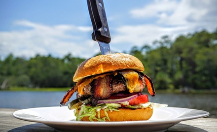 38% Off at Lulu's Waterfront Grill