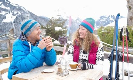 Skigebiet Vinschgau: 2-7 Nächte für Zwei mit Halbpension und Wellness mitten im Skigebiet im Hotel Post in Südtirol