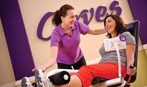 Curves: $39 for Two-Month Membership at Curves ($177 Value)