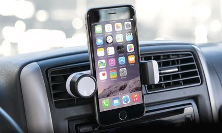 1 o 2 soportes de móvil para coche Sinji disponibles en color blanco y negro