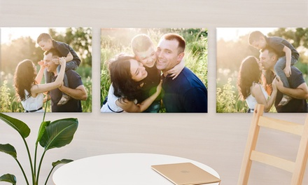 Gallery-Wrapped Canvas Prints from Simple Canvas Prints (Up to 95% Off) (Free Shipping Options Available)