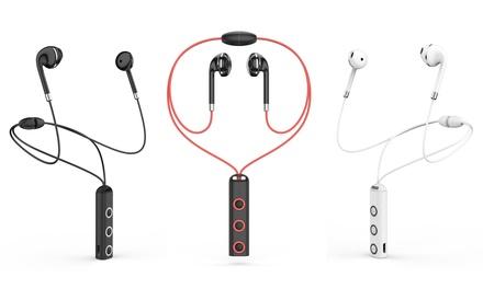 Bluetooth oordopjes met magnetische sluiting, verkrijgbaar in 3 kleuren