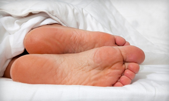 SkinKlinic of Edina - Edina: $299 for Four Laser Toenail-Fungus-Removal Sessions for One or Both Feet at SkinKlinic of Edina (Up to $1,400 Value)