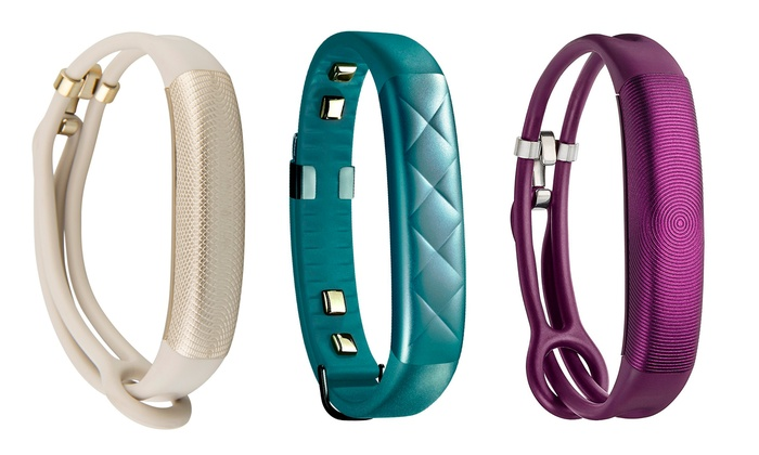Jawbone UP Move, UP2, and UP3 Wireless Activity Trackers