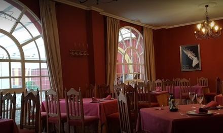 Menú de arroz para 2 con entrante, principal, postre y bebida en Restaurante Mateto (hasta 53% de descuento)