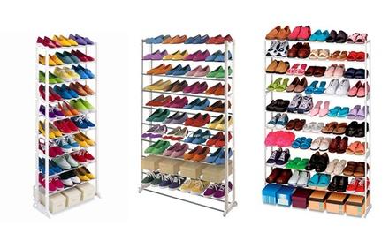 Zapateros para 30, 40 o 50 pares de zapatos